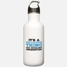 It's a Mellophone Thing Water Bottle