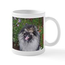 Keeshond Smiling Mug