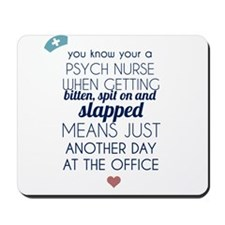Just Another Day Mousepad