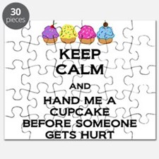 Hand Me A Cupcake Puzzle