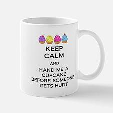 Hand Me A Cupcake Mug