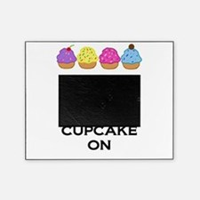 Cupcake On Picture Frame