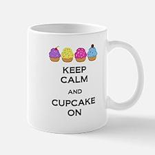 Cupcake On Mug