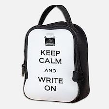 Write On Neoprene Lunch Bag