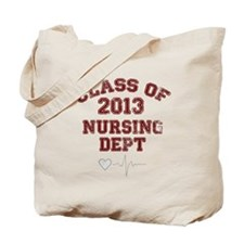 Class of 2013 Tote Bag
