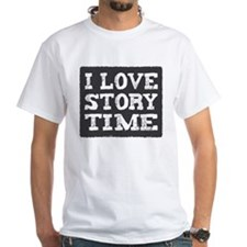 I Love Story Time T-Shirt