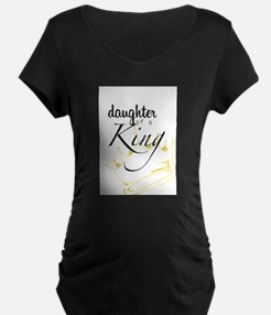 Daughter of a King Maternity T-Shirt