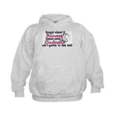 Volleyball Princess Hoodie