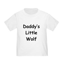 Daddy's Little Wolf T