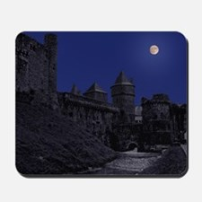 Fougeres Chateau Brittany France Mousepad