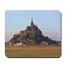 Mont St Michel Mousepad