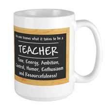 What it takes to be a Teacher Mug