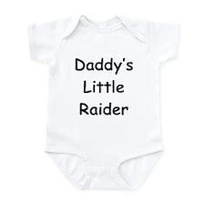 Daddy's Little Raider Onesie