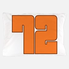 Retro 72 Pillow Case