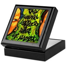 Reflection Keepsake Box