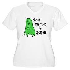Ghost Hunting In Progress T-Shirt