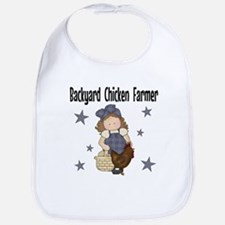 Backyard Chicken Farmer Bib