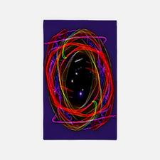 Portal / Starry Void 3'x5' Area Rug