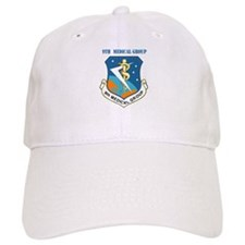 9th Medical Group with Text Baseball Cap