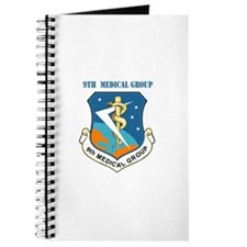 9th Medical Group with Text Journal