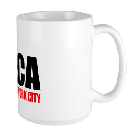 TRIBECA NYC Large Mug