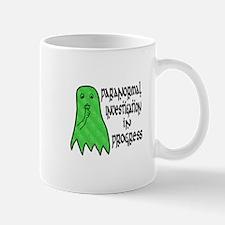 Paranormal Investigation in Progress Mug
