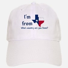 Im from Texas - what country are you from? Basebal