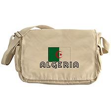 I HEART ALGERIA FLAG Messenger Bag