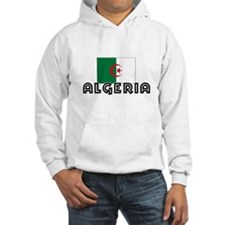 I HEART ALGERIA FLAG Hoodie