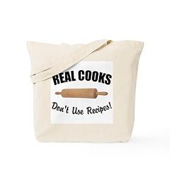 Real Cooks Tote Bag