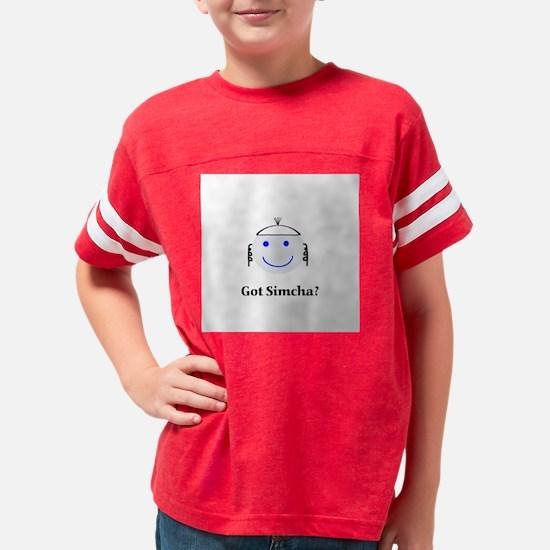 gotsimcha6x6_pocket copy Youth Football Shirt