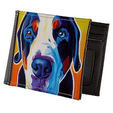 Soft Coated Wheaten Terrier Mens Wallet