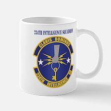 234th Intelligence Squadron with Text Mug