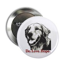 "Do. Love. Hope. 2.25"" Button"