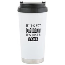 Body Building Designs Travel Mug
