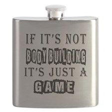 Body Building Designs Flask