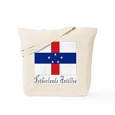 Netherlands Antilles Tote Bag