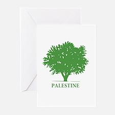 Palestine olive tree Greeting Cards (Pk of 20)