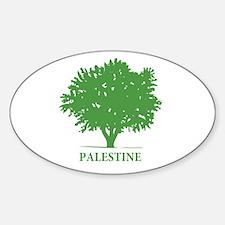 Palestine olive tree Decal