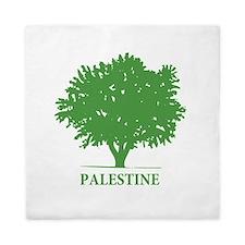Palestine olive tree Queen Duvet