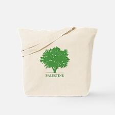 Palestine olive tree Tote Bag