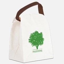 Palestine olive tree Canvas Lunch Bag