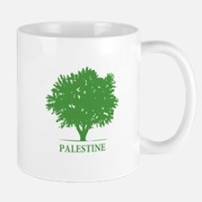 Palestine olive tree Mug
