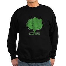 Palestine olive tree Sweatshirt
