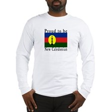 New Caledonia Long Sleeve T-Shirt