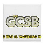 The GCSB Tile Coaster