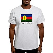 New Caledonia Ash Grey T-Shirt