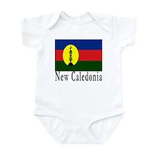 New Caledonia Infant Bodysuit