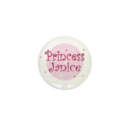 Janice Mini Button