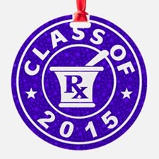 Class Of 2015 Pharmacy Ornament